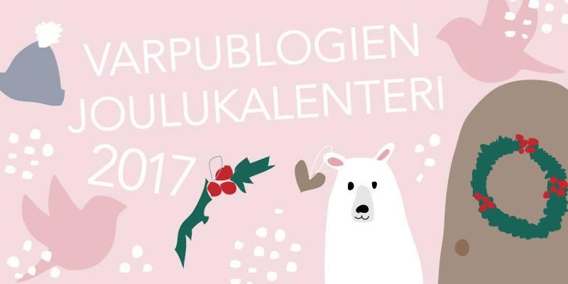 Varpublogien joulukalenteri 2017