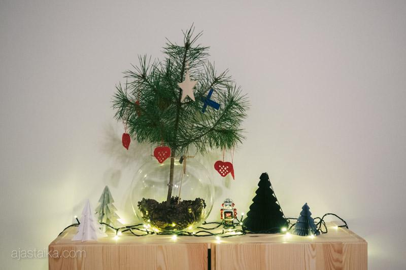 Pikkukaksion joulupuu, päivitetty versio