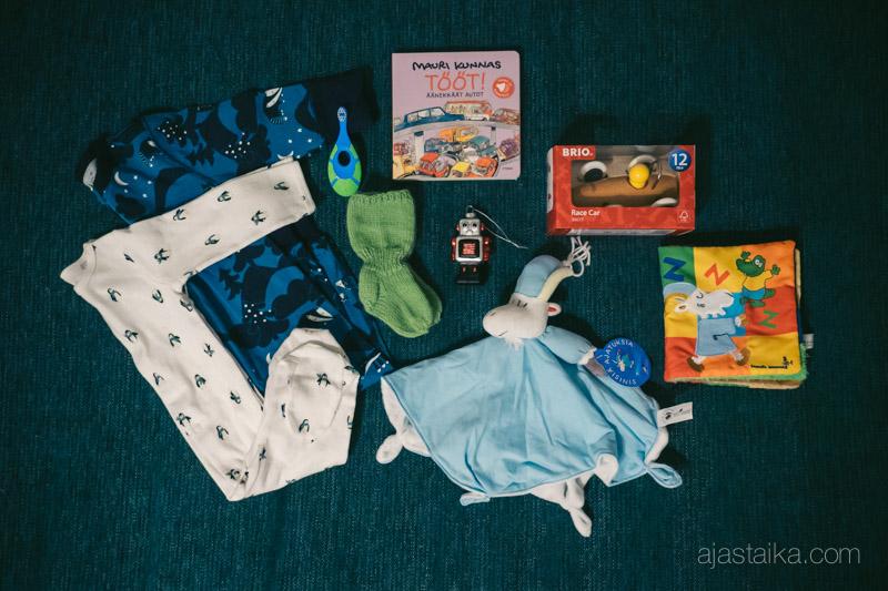 Vauvan lahjat