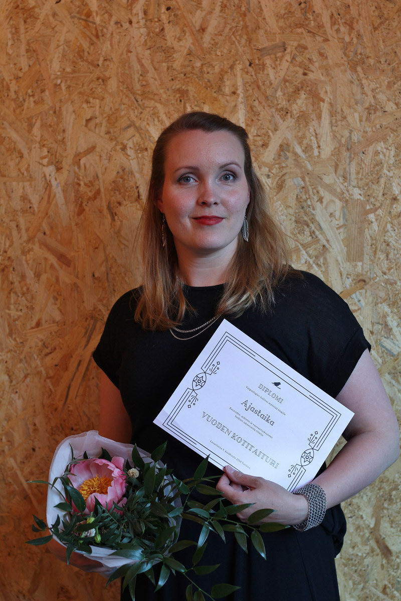 Varpugaala 2018: Vuoden kotitaituri