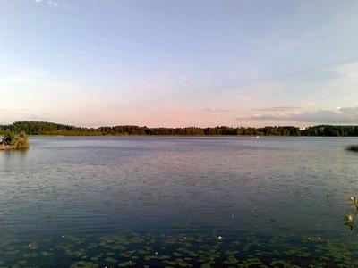 Kesäinen Jyväsjärvi '07