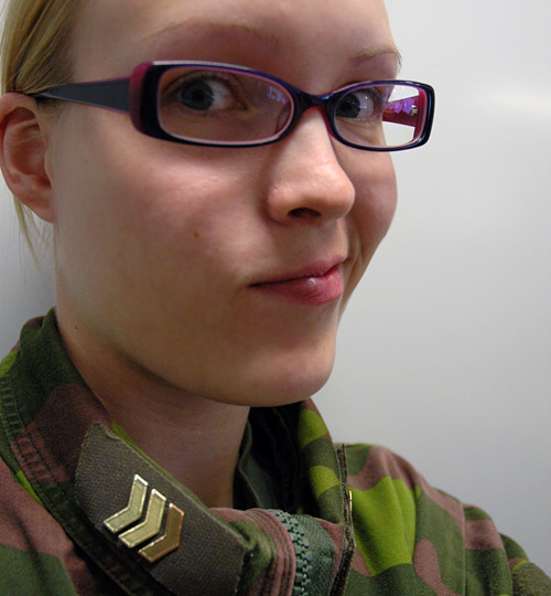 Rouva kersantti