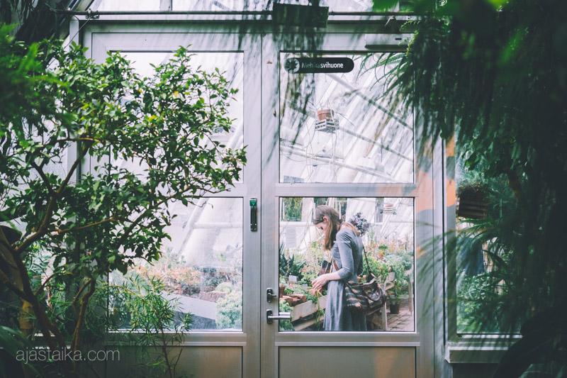 Turun yliopiston kasvitieteellinen puutarha