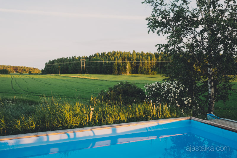 Uima-altaalla