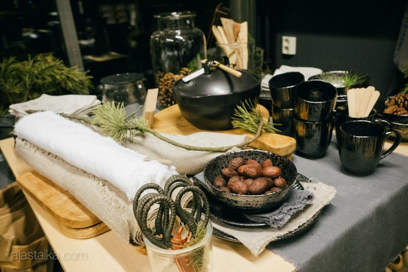 Keittiöön