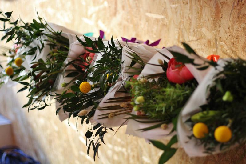 Arteflosin upeat kukkakimput