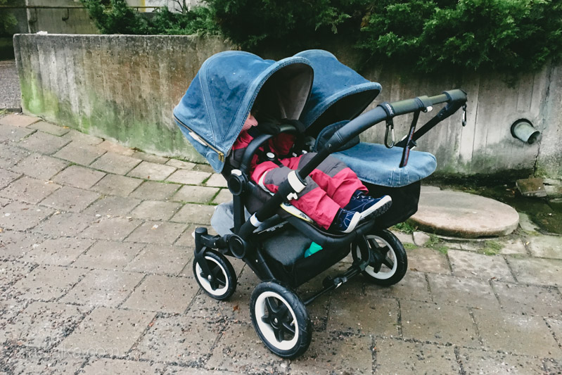 Bugaboo x Diesel limited edition Donkey-kankaat